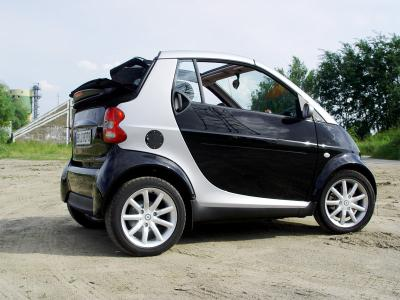 «Smart fortwo coupe» 45 kW