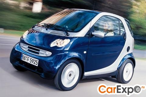 «Smart fortwo coupe» cdi