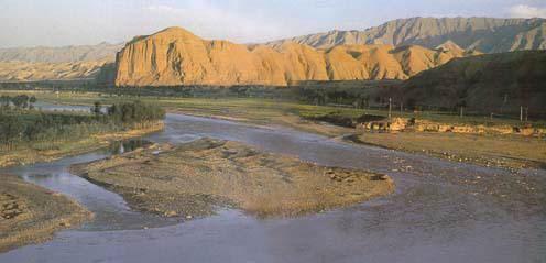 Река Хуанхе