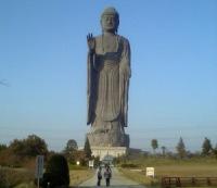 статуя Будды Ушику Дайбутсу