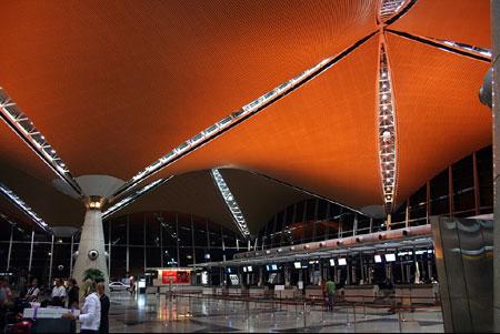 Ааэропорт Kuala Lumpur International Airport (klia)