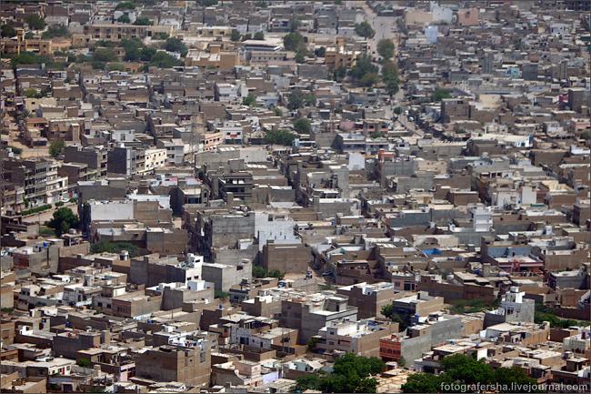 Самые большие города. Карачи