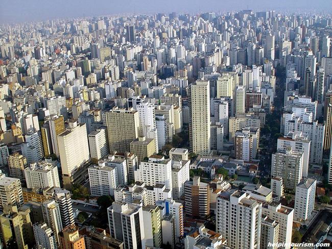 Топ 10 Самые большие городские агломерации