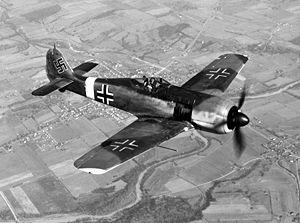 Фокке-Вульф Fw 190