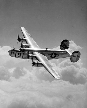 B-24 Либерейтор