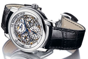 Audemars Piguet Equation du Temps Squelette Jules Audemars