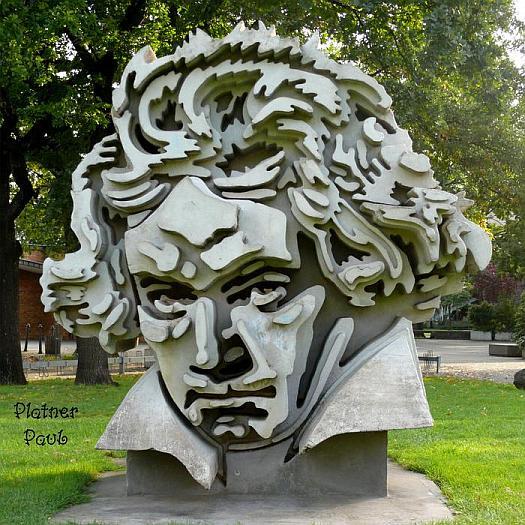 Памятник Бетховену
