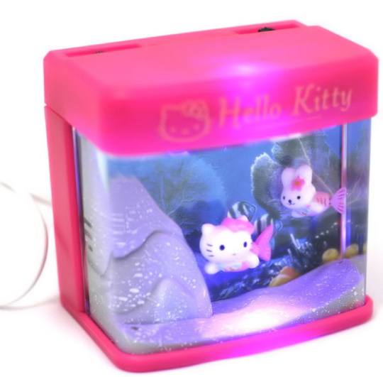 USB - Hello Kitty USB Aquarium