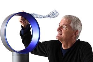 Безлопастный вентилятор Dyson Air Multiplier
