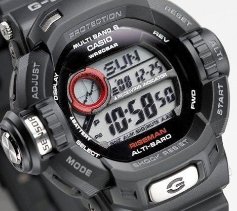 Часы Casio G-Shock GW7900B-1