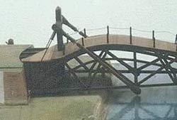 Лёгкие переносные мосты