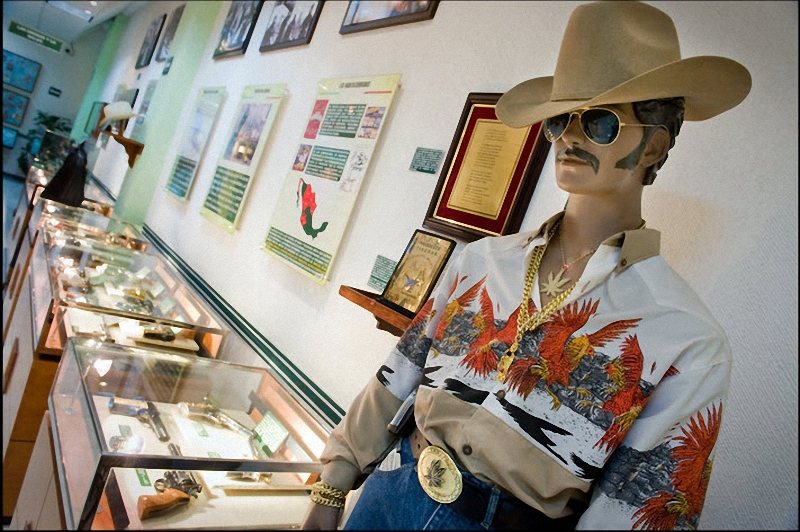 Топ 10 Фото с Мексиканского музея наркотиков