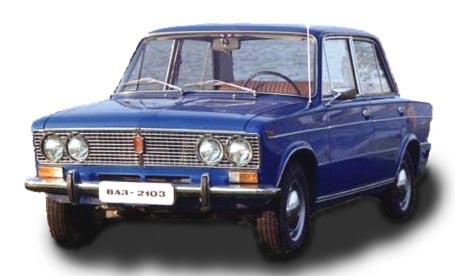 ВАЗ - 2103