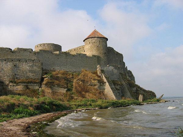 Замок Белгород-Днестровский