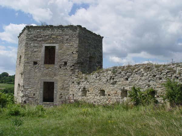 Замок Кудринцы
