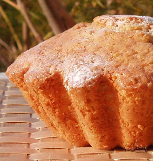 Пирожное Кекс
