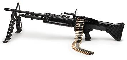 Пулемет М60