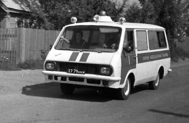 Топ 10 советских машин скорой помощи