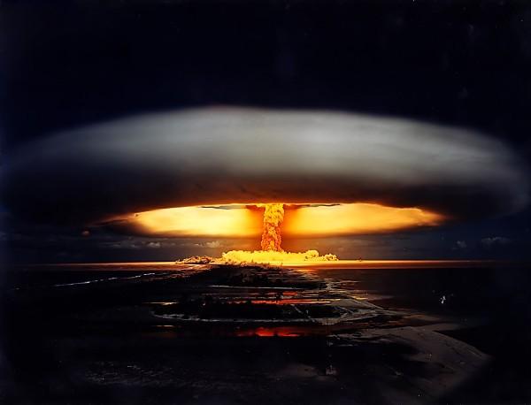 Топ 10 ядерных взрывов на пленке