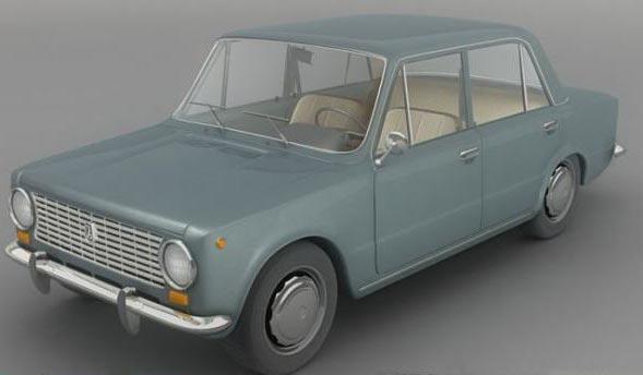 Топ 10 фактов об автомобиле ВАЗ 2101