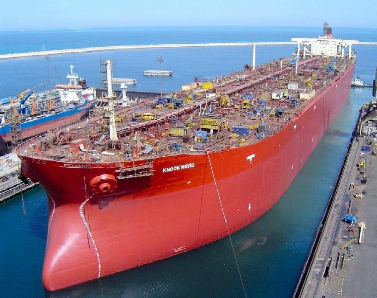 Топ 10 самые большие корабли в мире