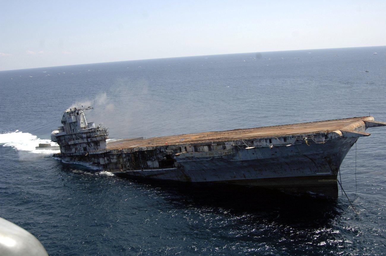 USS Oriskany