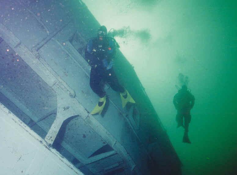 корабль Cape Breton