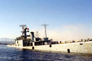 эсминец Mackenzie