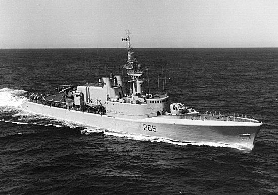 эсминец Columbia