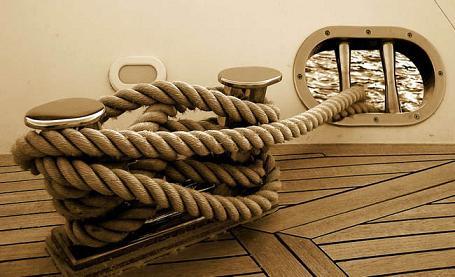 Канаты, веревки