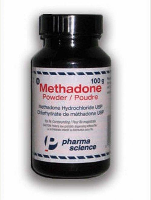 Уличный метадон