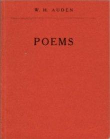 «Стихи», Уистан Хью Оден