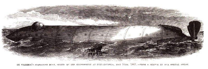 судно-сигара