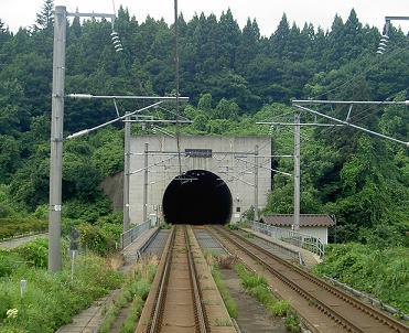 Тоннель Сейкан