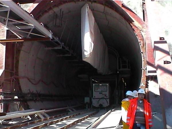Тоннель Guadarrama Tunnel