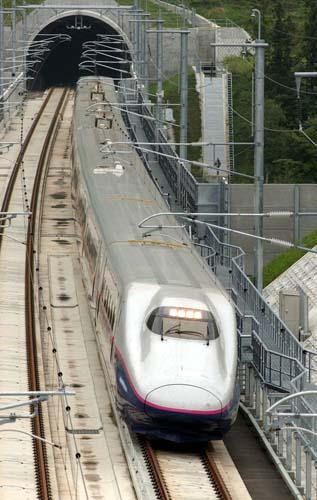 Тоннель Iwate-Ichinohe