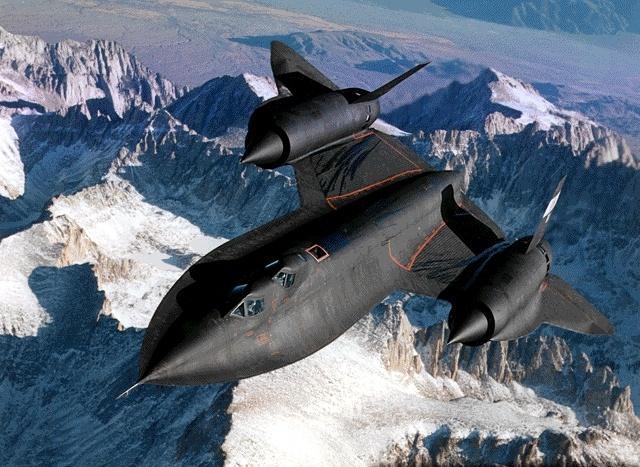 Локхид SR-71