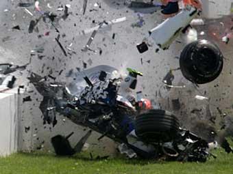 10 пилотов Ф1 погибших на трассе
