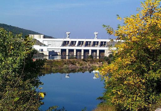 Днестровская ГЭС-1