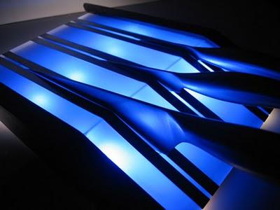 Подставка для ножей от Vincent Hudson