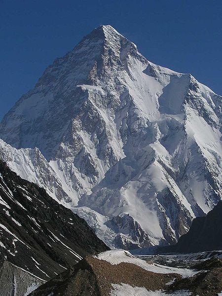 Топ 10  самые высокие горы