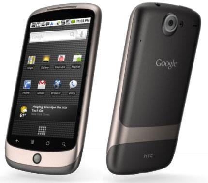 Смартфон Nexus One