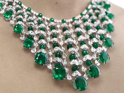 Ожерелье Haute Joaillerie