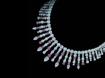 Ожерелье Leviev