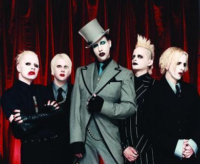 Группа Marilyn Manson