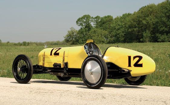 Duesenberg Eight Speedway Racecar