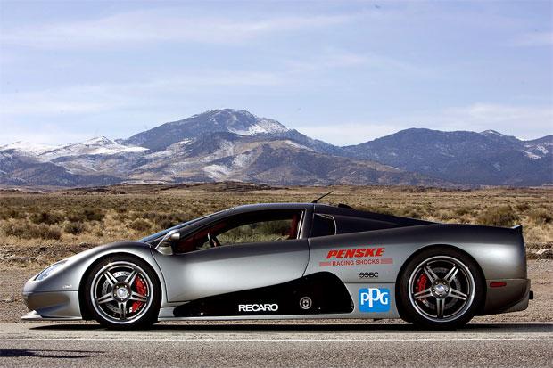 Топ 10 самых мощных автомобилей в мире