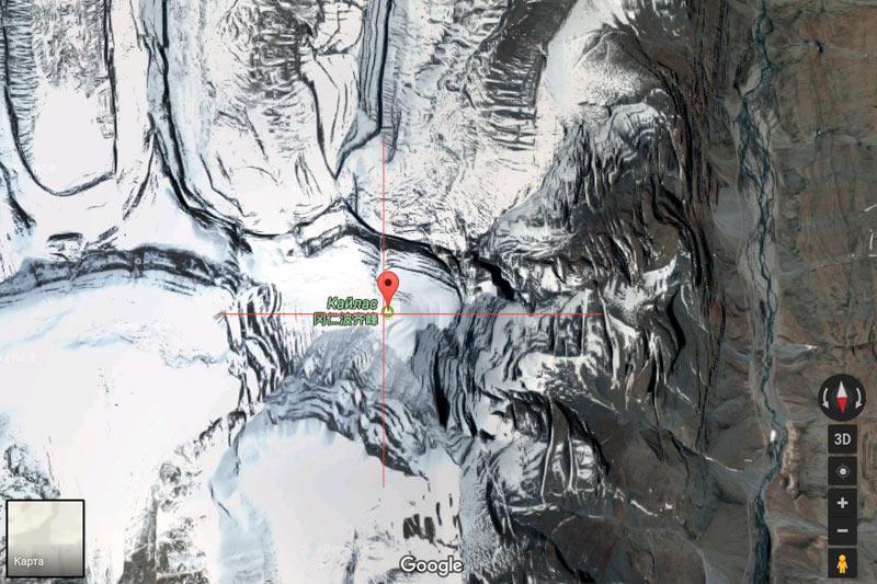 10 загадочных фактов и открытий о горе Кайлас.
