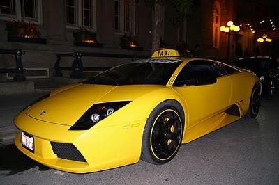 Такси Lamborghini Murcielago