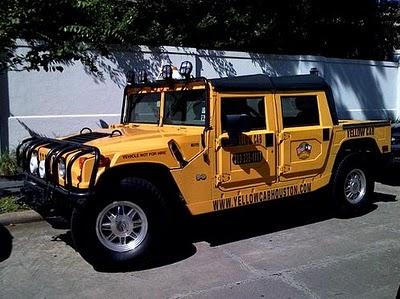 Такси Hummer